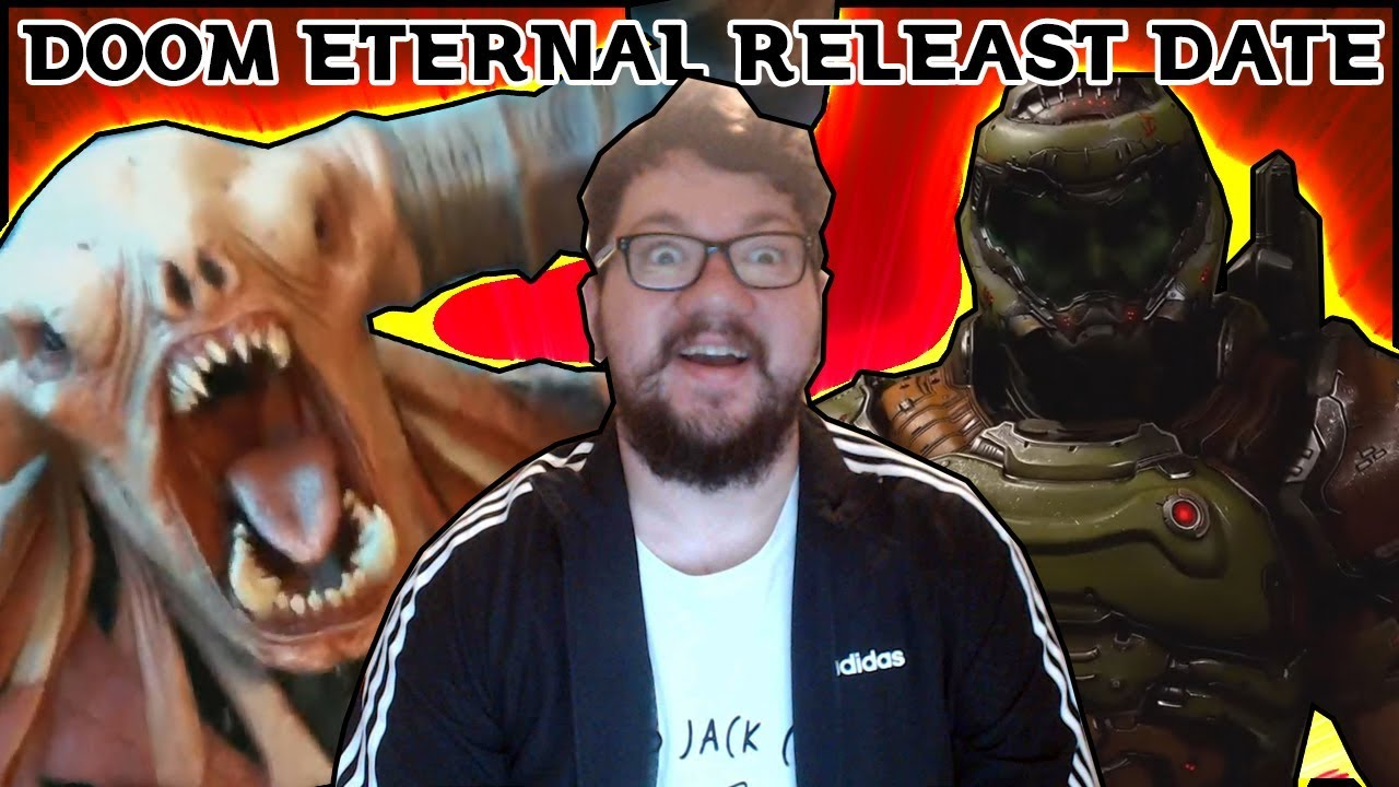 HUGE DOOM ETERNAL NEWS!! | Videogame News | The Shidazzle Show