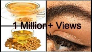 आईब्रो को घना बनाने के सफल और असरदार घरेलु टिप्स | Get Thick Eyebrows naturally