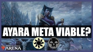 Incredible Ayara List | Magic the Gathering