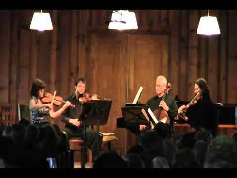 Shostakovich Quartet #4 in D Major, Opus 83