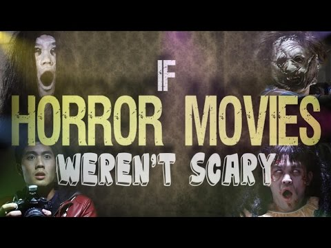 Thumbnail: If Horror Movies Weren't Scary!