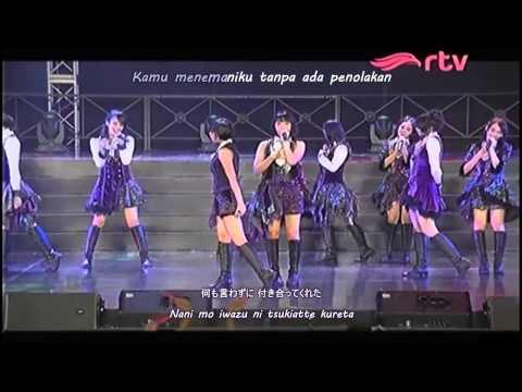 [Karaoke Lirik] JKT48 -  Only Today - Konser - Ratu Para Idola Team J
