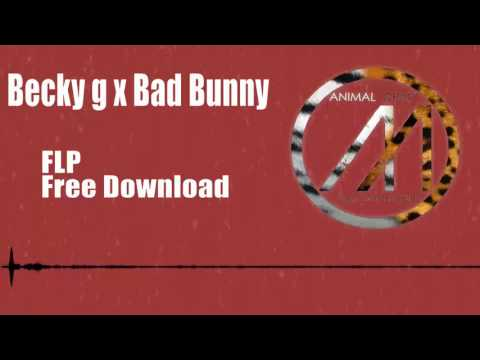 Becky G x Bad Bunny - Mayores instrumental Remake FLP Free