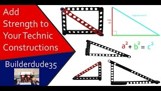 How To Make Technic Constructions Stronger
