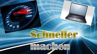 PC SCHNELLER MACHEN WINDOWS 7 (Tutorial) GERMAN