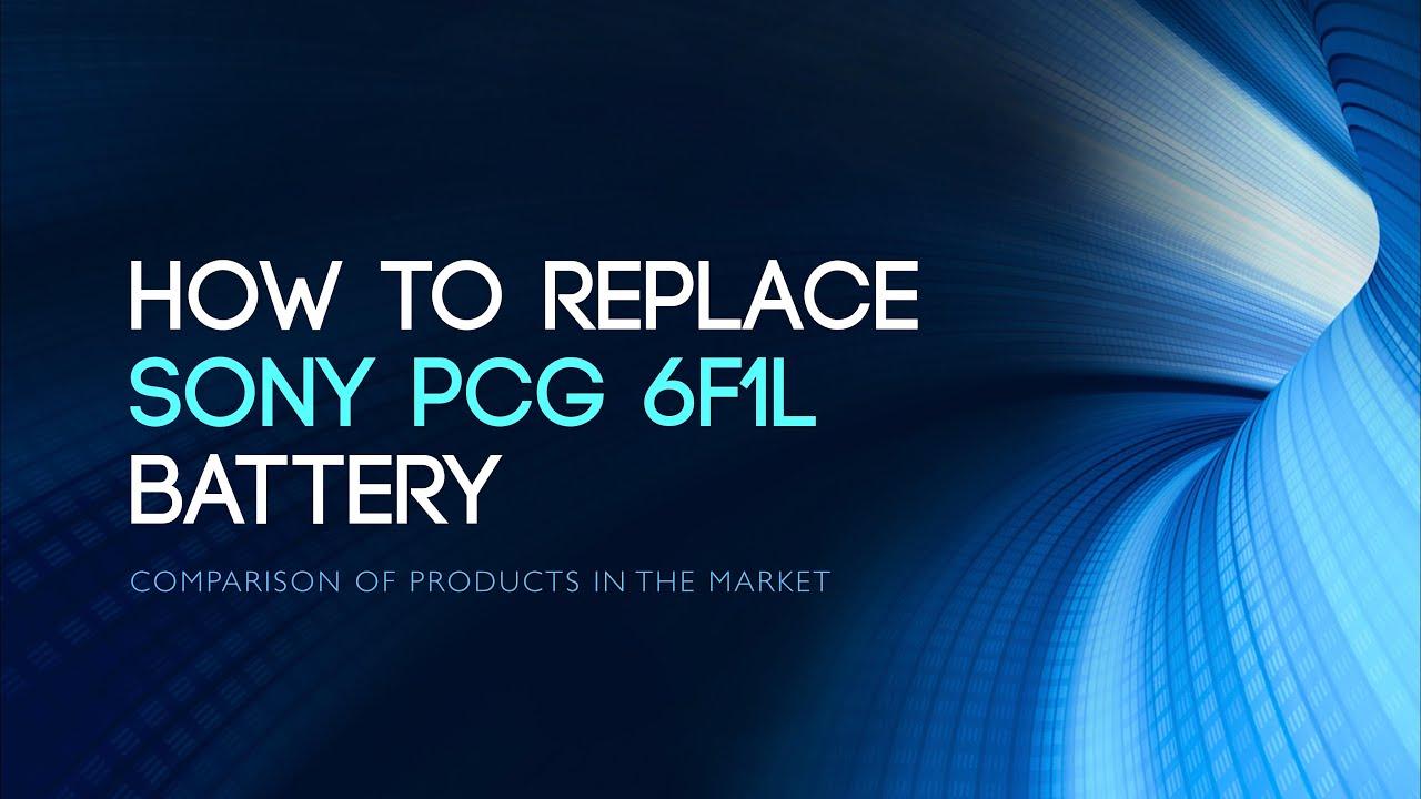 PCG 6F1L DRIVER FOR MAC