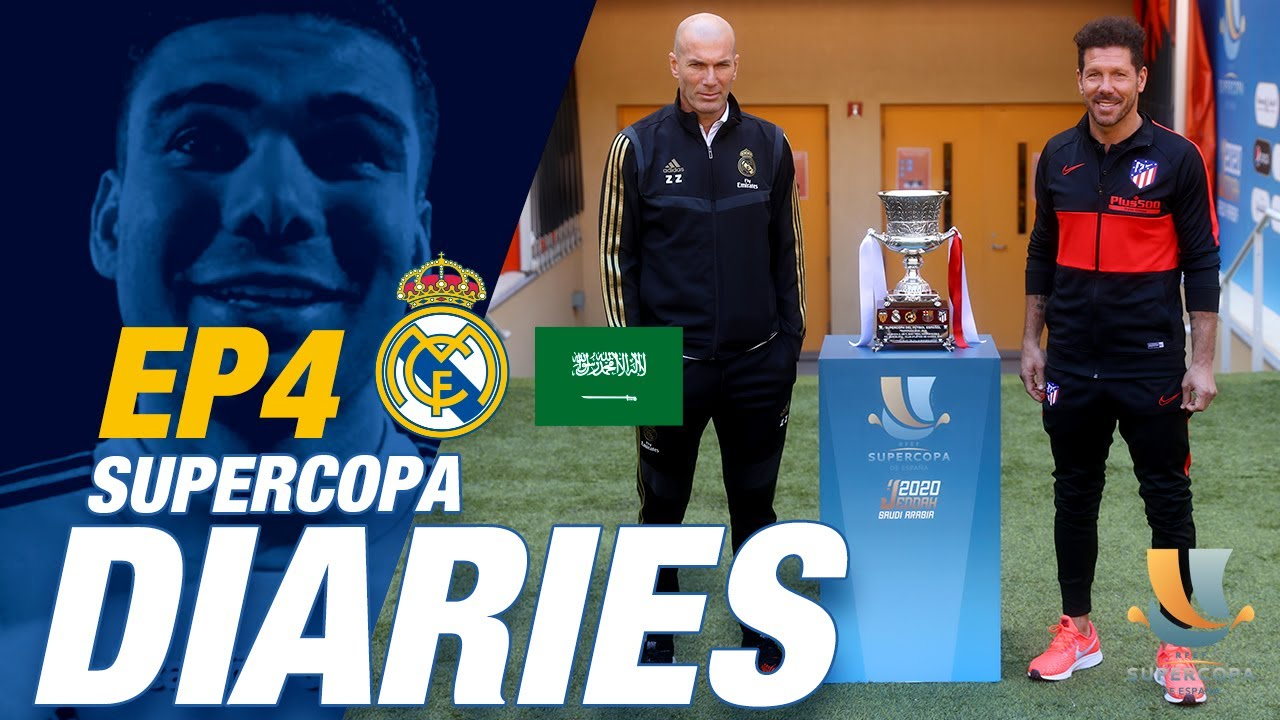 Real Madrid vs Atltico Madrid: Spanish Super Cup final - preview ...