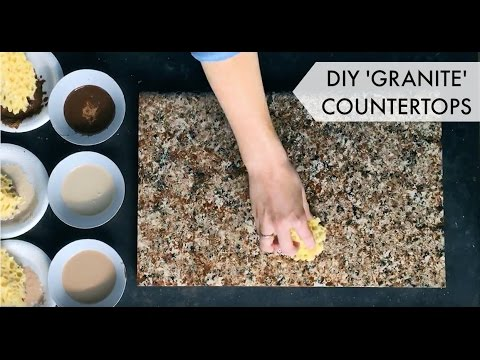 Chocolate Brown Kit Application Tips Giani Countertop