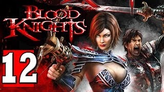 Blood Knights Gameplay Walkthrough Part 12 - Lets Play Playthrough [HD] XBOX 360 XBLA PS3 PC