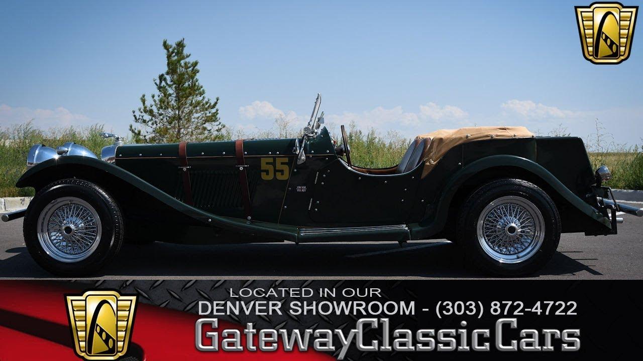 1937 Jaguar Replica Now Featured In Our Denver Showroom #65-DEN ...