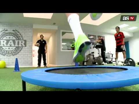 Football Injury Recovery - Functional Training at Rekovery Clinic in Madrid | as TV