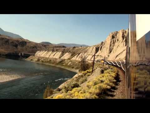 Rocky Mountaineer - Vancouver To Calgary