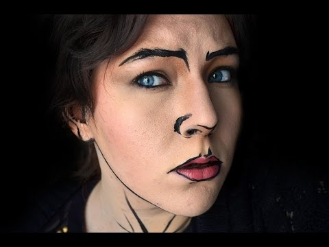Snow White (Wolf Among Us) Cosplay Makeup Tutorial | Katie ...