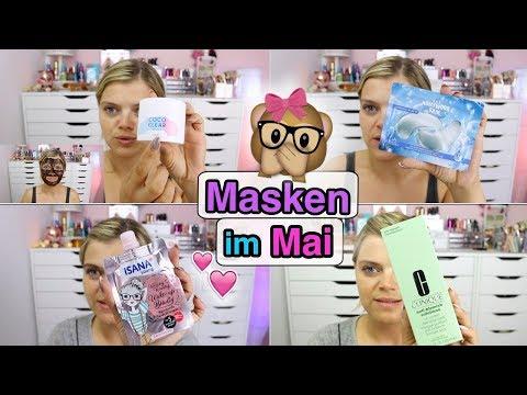 🙈 Maskenprojekt Mai 2018 | Livetest | Clinique | Hello Body 🙌🏼