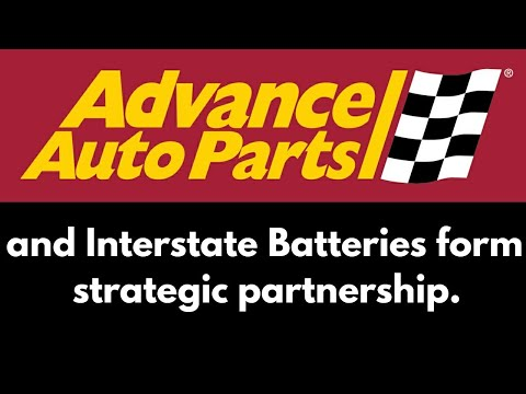 Advance Auto Parts and Interstate Batteries form strategic partnership.