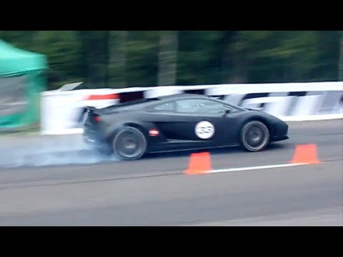 TOP 10 fastest cars 2013, trap speed on 1 mile (part 1)
