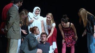 Драмы больше нет: театральные труппы Кубани собрались на традиционном капустнике в Краснодаре