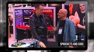 Gavin Harrison on Drum Talk TV!