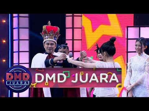 Raffi Sama Ayu Ting Ting Mau Pelukan, Tapi Kok Malah Begini - DMD Juara (21/9)