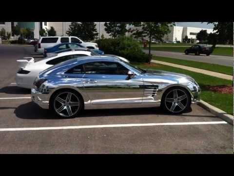 Spectra Chrome Car Paint Uk