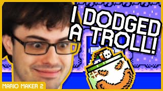 Cosmic Brain Troll Levels in Super Mario Maker 2