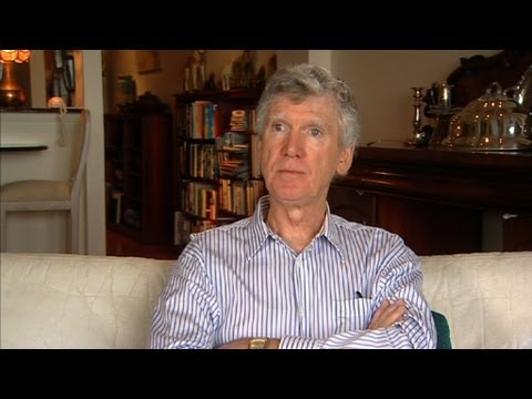 David Williamson on telling Australian stories