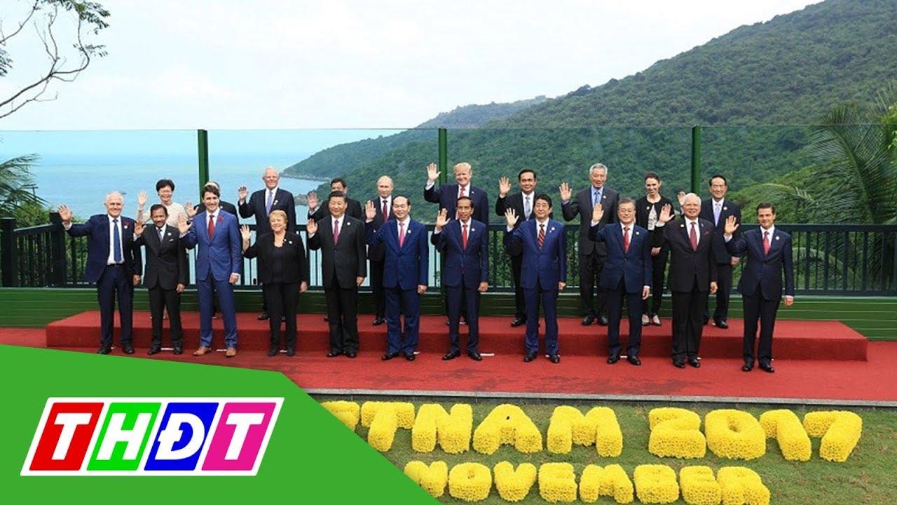 Dấu ấn Chủ tịch nước Trần Đại Quang tại APEC 2017   THDT