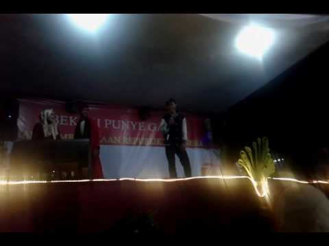 Stand up comedy kayuringin