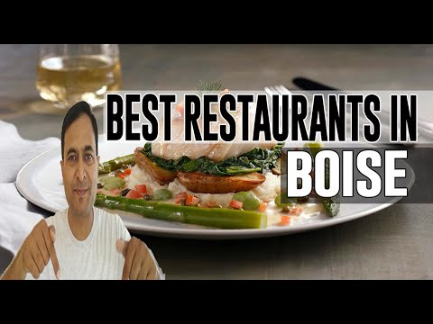 Best Restaurants & Places To Eat In Boise, Idaho ID