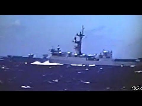 Navy Destroyer Benjamin Stoddert DDG-22-Vintage 1970's
