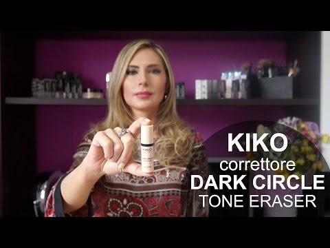 KIKO Correttore DARK CIRCLE TONE ERASER