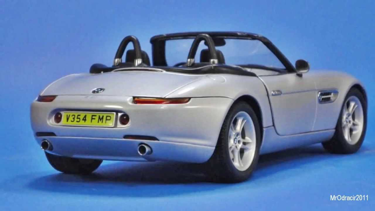 2000 Bmw Z8 Convertible James Bond Youtube