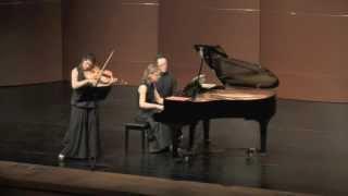 Esra Pehlivanli - Anastasia Safonova, M.Glinka Sonata for viola & piano 1st mov.