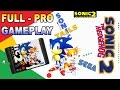 Sonic The Hedgehog 2 | Music Remix Full Pro Gameplay