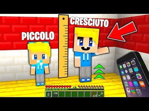 MIO FIGLIO SBRISERINO E' CRESCIUTO!!- Famiglia di Minecraft #20