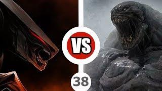 КРАКЕН (Битва Титанов) vs Г.Н.Н.У.С (Годзилла 2014)