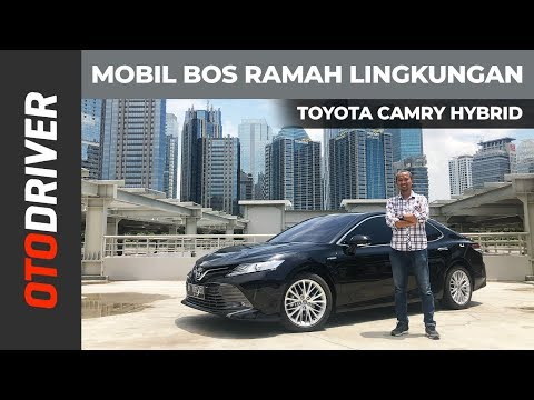 Toyota Camry Hybrid 2019 | Review Indonesia | OtoDriver