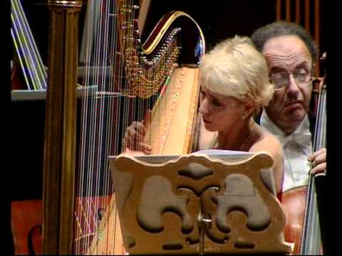 Boieldieu Harp Concerto, Julia Rovinsky, Zubin Mehta,Israel Philharmonic Orchestra
