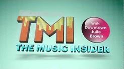 New Show - TMI: The Music Insider, Live Thursdays @ 3 PM ET/12 PT