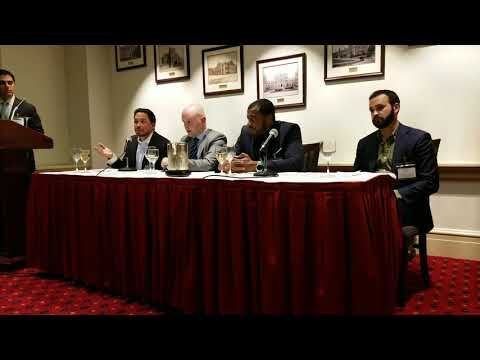 Bitcoin & Blockchain at the NY Alternative Investment Roundtable Pt 3, Barriers to Adoption