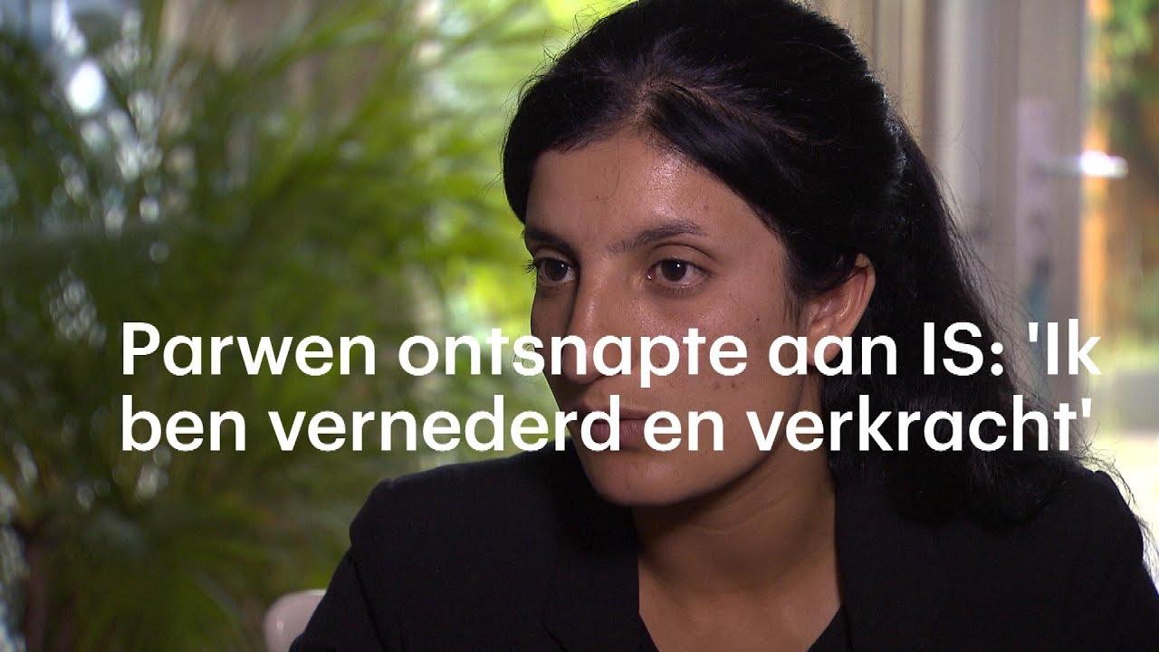 Parwen (19): ontvoerd, vernederd en verkracht door IS - RTL NIEUWS