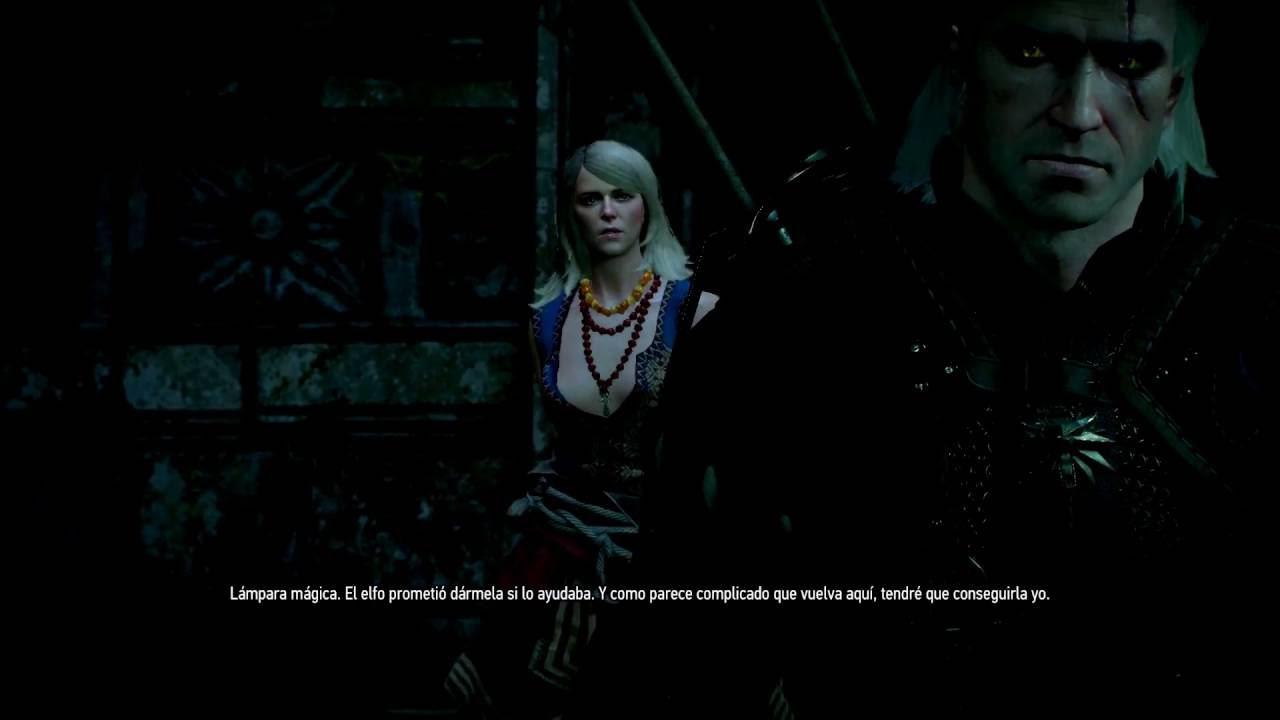 Lampara Magica The Witcher 3 033 La Lampara Magica Let S Play Gameplay Walkthrough