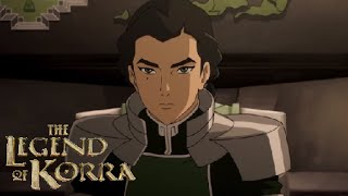 The Legend of Korra Season 4 Episode 5 Review - Kuvira's Threat Against Zaofu! (Enemy At The Gates)