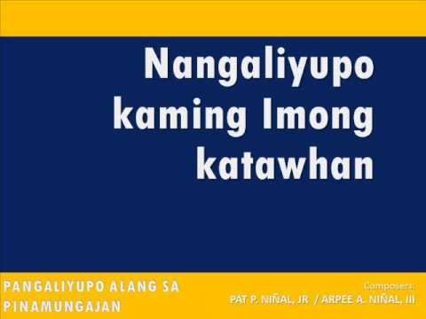 Pangaliyupo Alang Sa Pinamungajan
