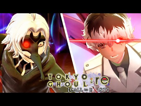 ХАЙСЕ против ТАКИЗАВА - ТОКИЙСКИЙ ГУЛЬ НА ПК #4 (Tokyo Ghoul Re Call To Exist)