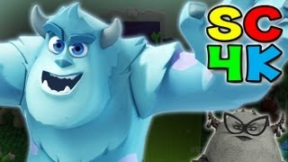 Disney Monsters Inc Toys! - Sulley