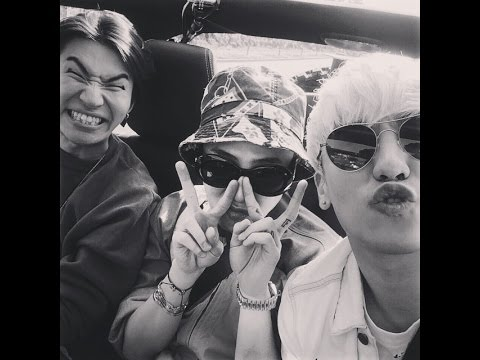 G-Dragon instagram - Best moments of 2015 - YouTube