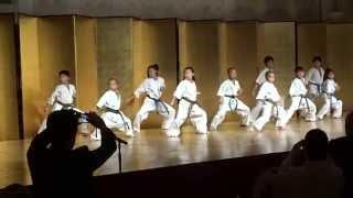 国際空手道連盟極真会館奈良支部創設30周年を祝う会-2.