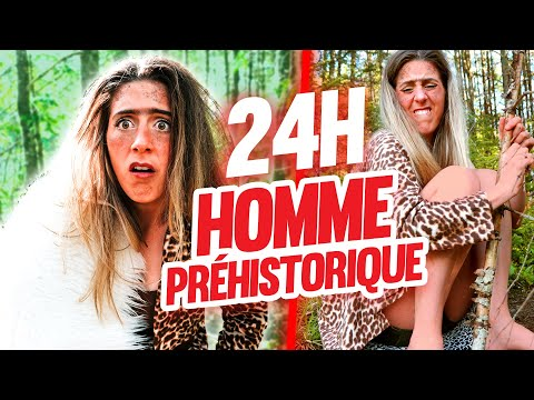 VIVRE COMME UN HOMME PRÉHISTORIQUE PENDANT 24H   DENYZEE