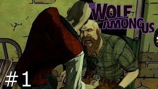 The Wolf Among Us (Episode 2) - Part 1: Interrogation
